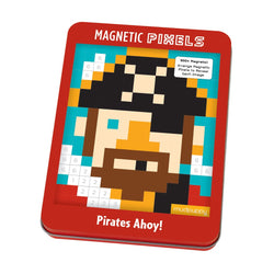 Mudpuppy Pirates Ahoy! Magnetic Pixels
