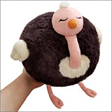 Squishable Mini Ostrich