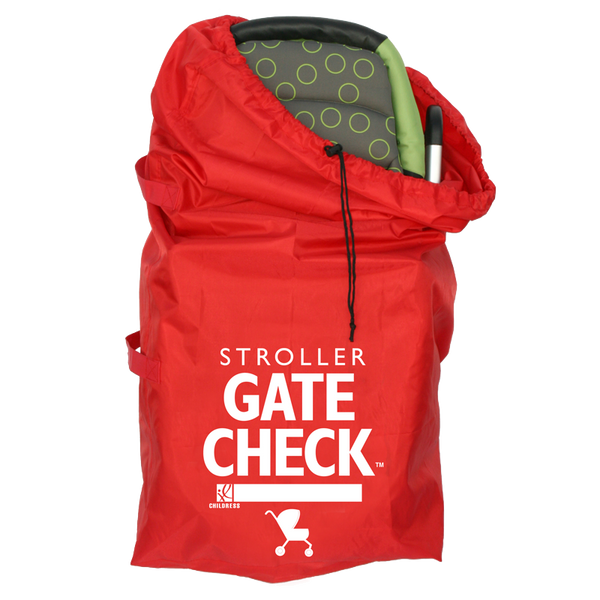 JL Childress Gate Check Bag - Standard & Double Strollers