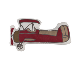Lolli Living Vintage Aeroplanes Pillow