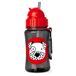 Skip Hop Straw Bottle Dalmatian