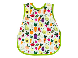 Bapron Baby Toddler Bib 6m+ Market Fresh Produce