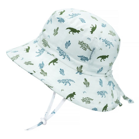 Jan and Jul - Dino - Cotton Bucket Hat
