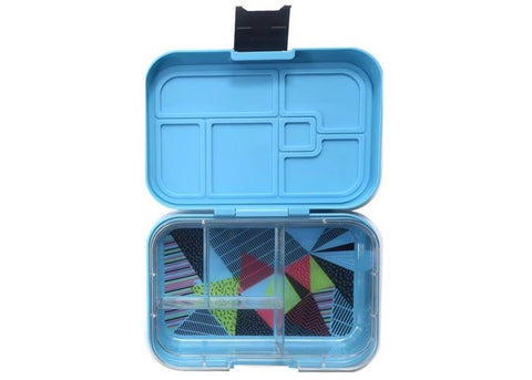 Munchbox Mega 4 Electric Blue