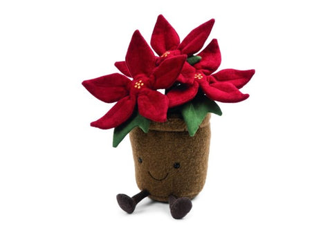 Jellycat Amuseables Pointsettia