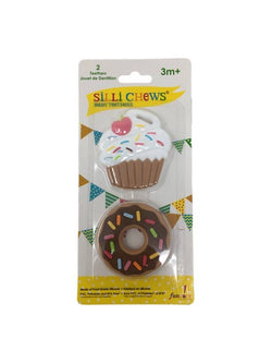 Silli Sweets 2 pc Mini Teether Sets