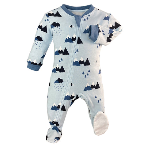 Zippyjamz Little Adventurer - Babysuit - Footed
