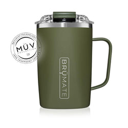 Brumate Toddy 16 oz - OD Green