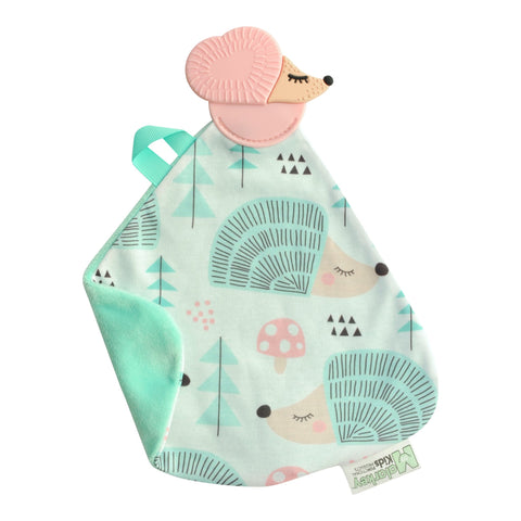 Malarkey Kids Munch it Blanket Huggy Hedgehog