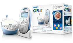 Phillips Avent Dect Monitor Medium SCD 570 10