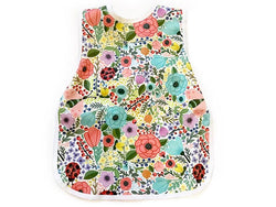 Bapron Baby Toddler Bib 6m+ Core Collection Ladybug Garden