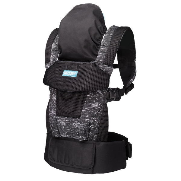 Moby Move 4 Position Carrier Twilight Black