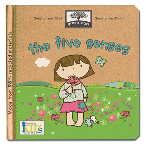 IKids Green Start Books The Five Senses