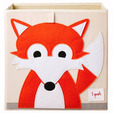 3 Sprouts Storage Box Fox