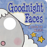IKids Mask Books Goodnight Faces