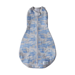Woombie Grow with Me 0-18 months - Blue Camo