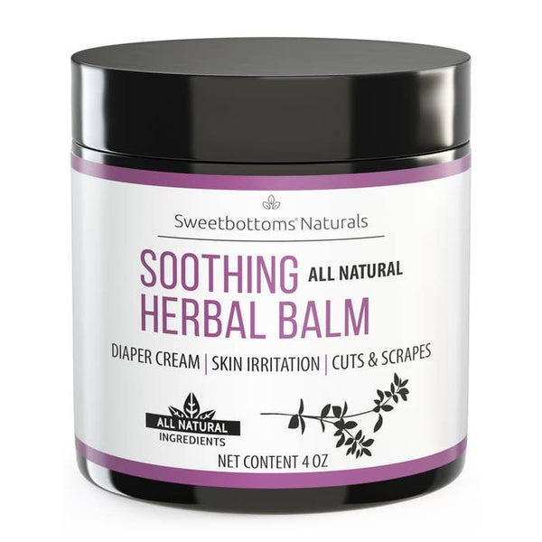 Sweetbottoms Naturals All Natural Soothing Herbal Balm