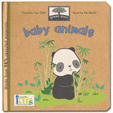 IKids Green Start Books Baby Animals