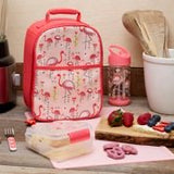 Sugarbooger Zippee Lunch Tote Flamingo