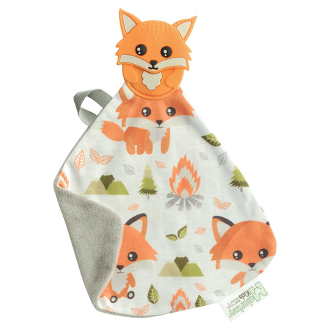 Malarkey Kids Munch it Blanket Friendly Fox