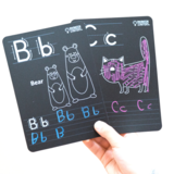 Imagination Starters Alphabet Card Bag