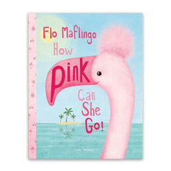 Jellycat Flo Maflingo How Pink Can She Go
