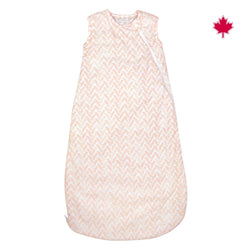 Perlimpinpin Jersey Quilted Cotton Sleep Bag 2Tog