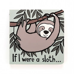 Jellycat If I Were A Sloth