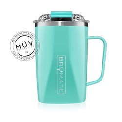 Brumate Toddy 16 oz - Aqua