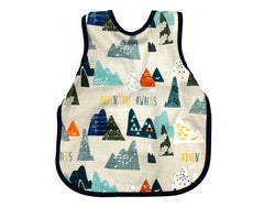Bapron Baby Toddler Bib 6m+ Adventure Awaits