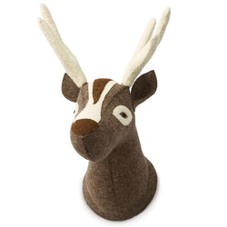 Mudpie Deer Wall Mount