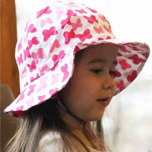 643839bf98b Twinklebelle Grow-With-Me Sun Hat - Butterfly – Forever Youngsters