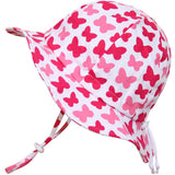 Twinklebelle Grow-With-Me Sun Hat - Butterfly
