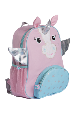 Zoocchini Kids Backpack - Allie the Alicorn - Seafoam
