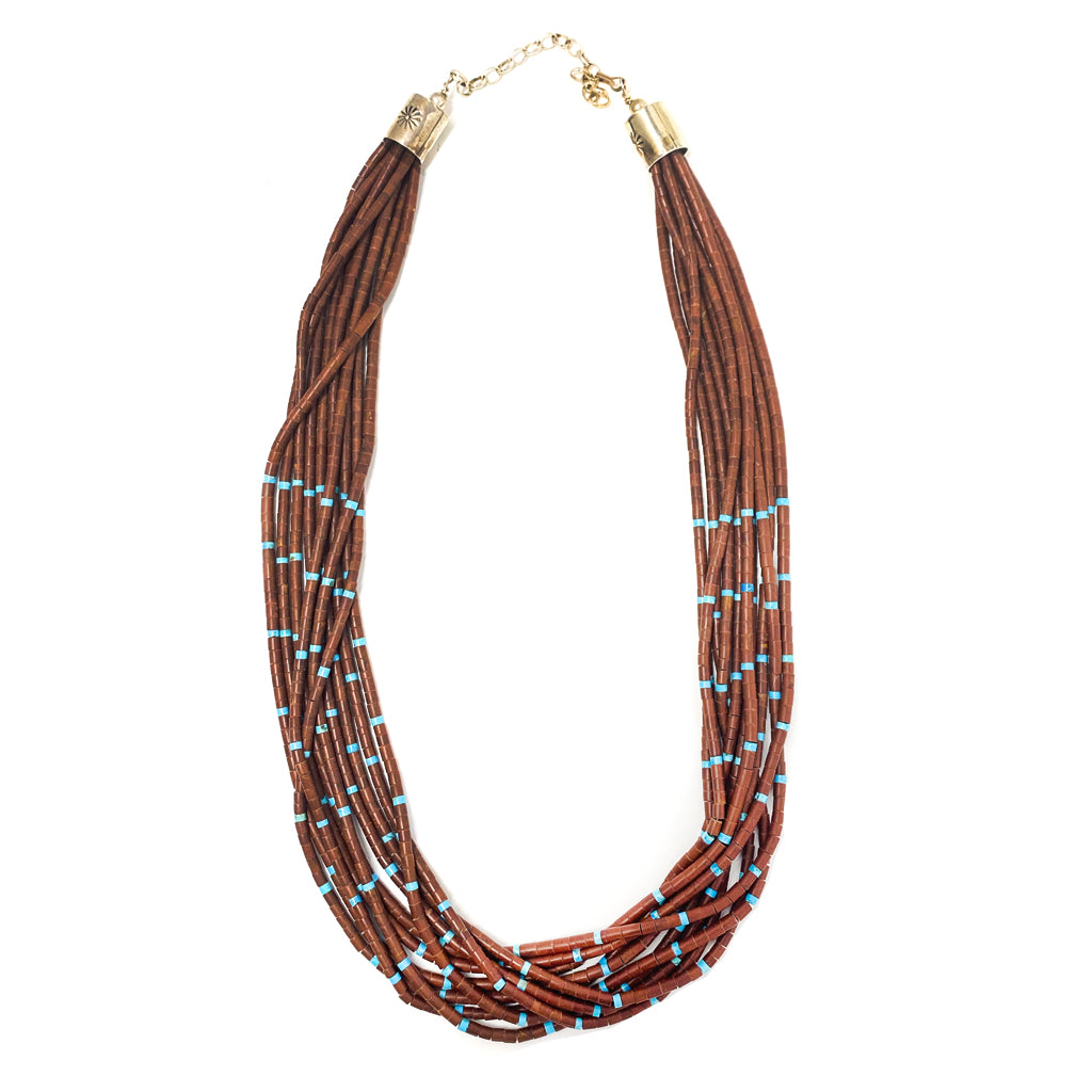 Necklace Pipestone