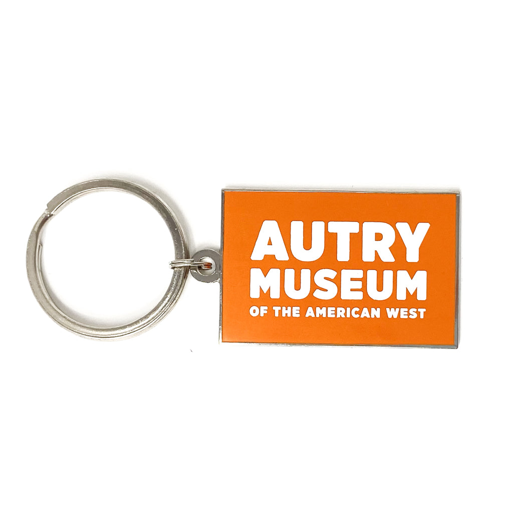 Keyring Autry Logo
