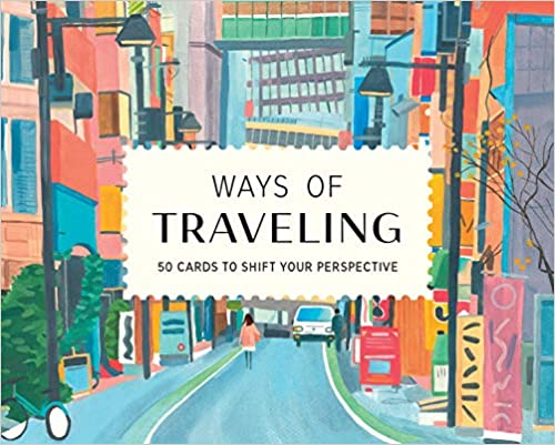 Ways of Traveling 50 Postcards