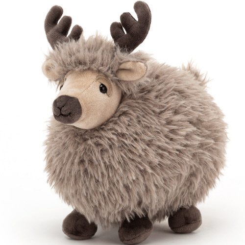 Plush Toy Rolbie Reindeer