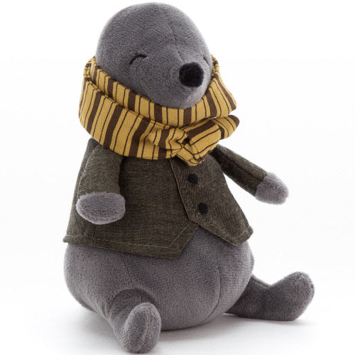 Plush Toy Riverside Rambler Mole