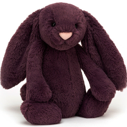Plush Toy Bashful Plum Bunny Medium