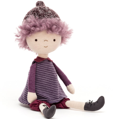 Plush Toy Blackberry Doll