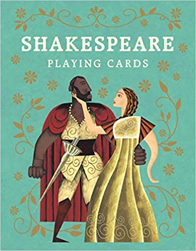 Shakespeare Playing Cards