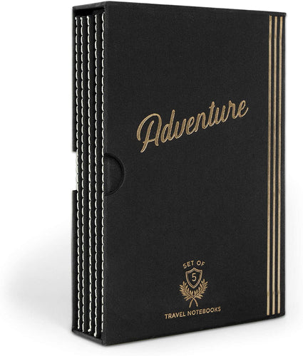 DesignWorks Ink Adventure Travel Planner