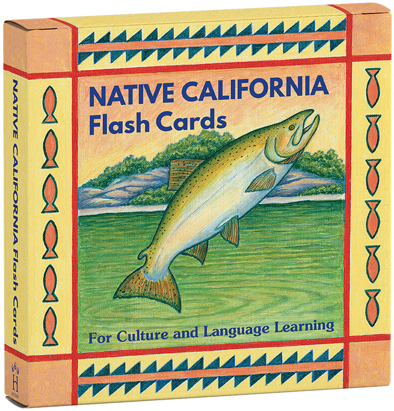 Native California Flash Cards