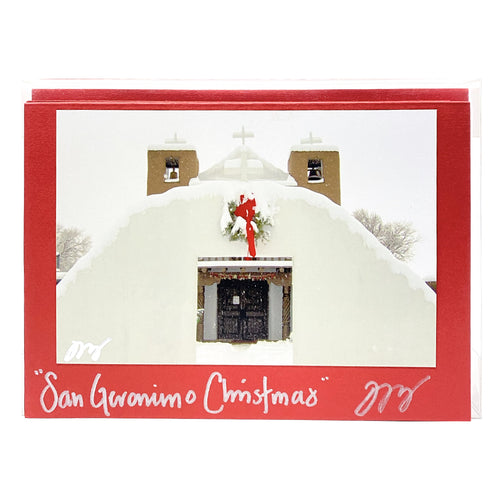 St Geranimo Christmas Boxed Cards