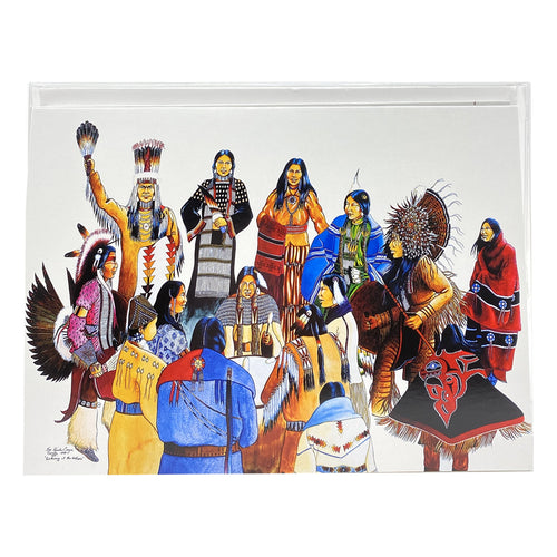 Gathering of Nations Christmas Cards
