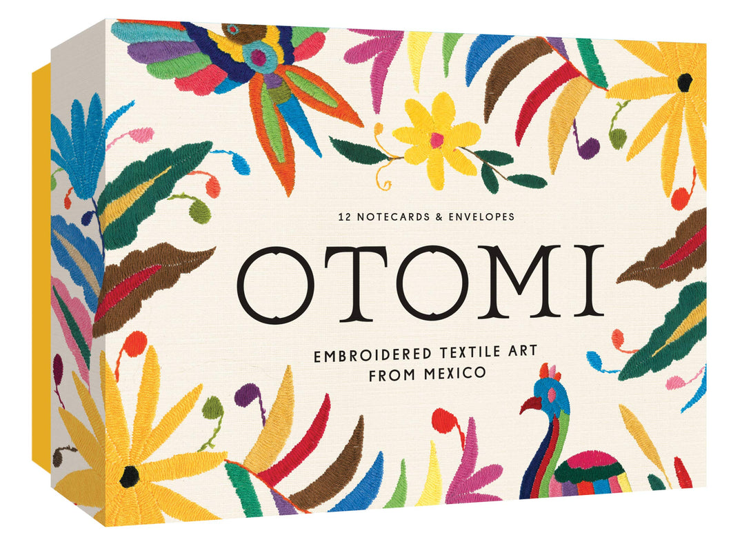 Boxed Notecards Otomi