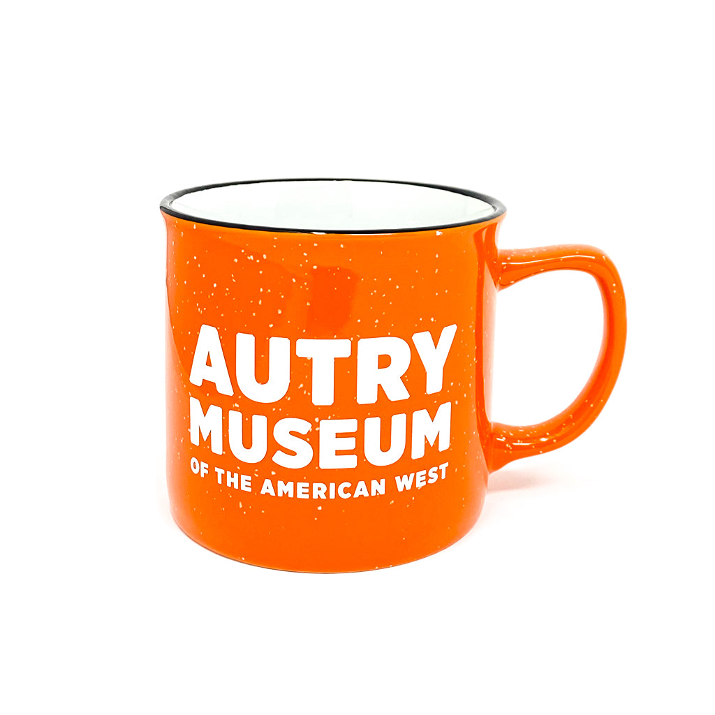 Autry Mug in Orange