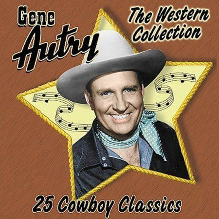 CD The Western Collection: 25 Cowboy Classics