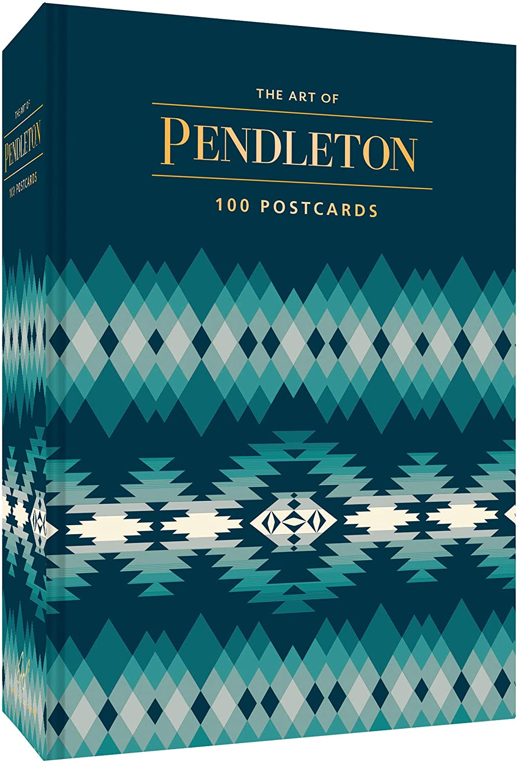 The Art of Pendleton Postcard Box